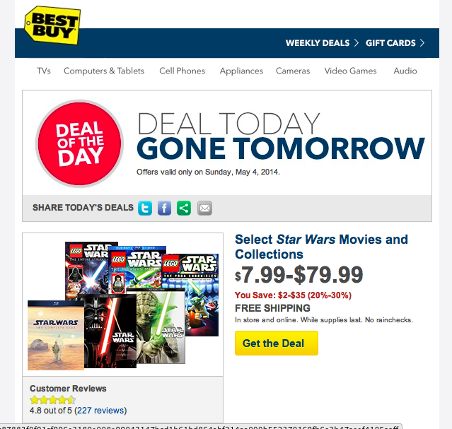best buy star wars