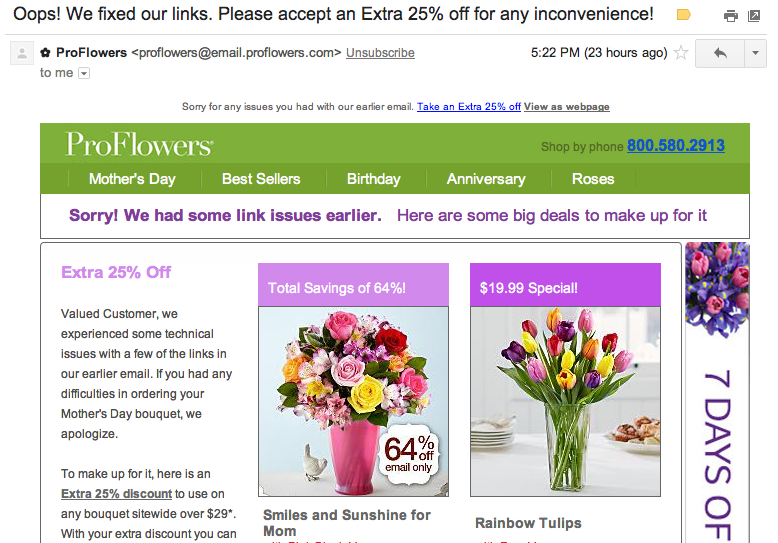 For Mother S Day I Got You An Unsubscribe Link From